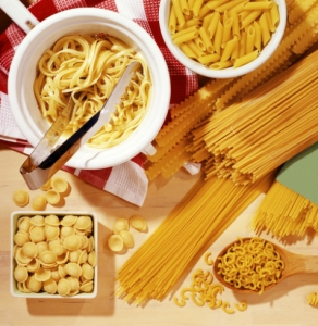 Pasta - does it make you bloat?