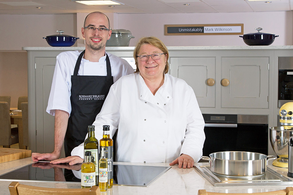 Cooking with Rosemary Shrager | Twist and Pulse - YouTube